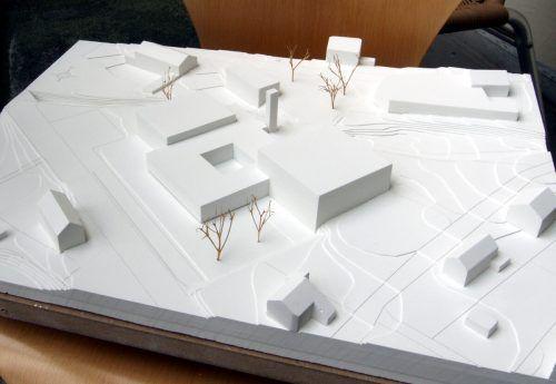 Im Juni kommenden Jahres soll mit den Erweiterungs- und Umbauarbeiten bei der Mittelschule Satteins gestartet werden.VN