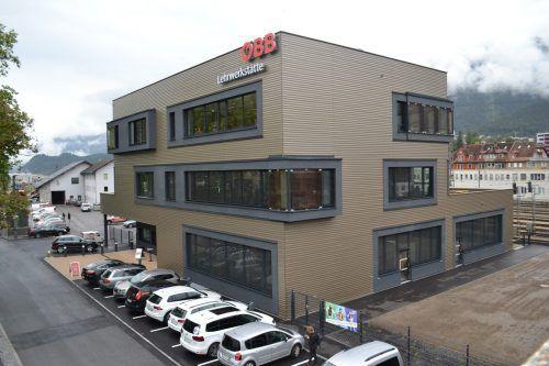 Im März 2019 war der Spatenstich erfolgt. Nun konnte die neue ÖBB-Lehrwerkstätte bezogen und feierlich eröffnet werden.BI