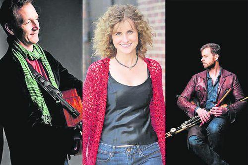 """Im Rahmen der """"Sounding Islands"""" singt Cathie Ryan in Hohenems. heribert amann"""