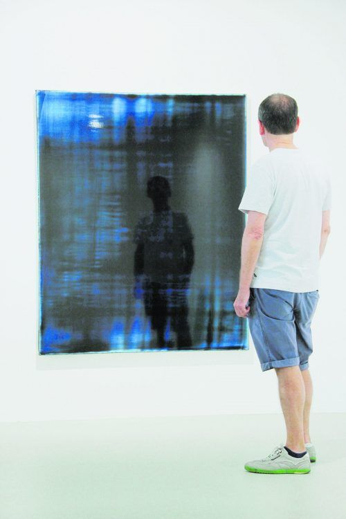 In der Galerie c.Art ist derzeit eine Auswahl neuer Arbeiten des belgischen Künstlers zu sehen. AG