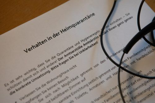 In Vorarlberg befinden sich derzeit 209 Personenin Quarantäne, berichtet Landesrätin Martina Rüscher.VN