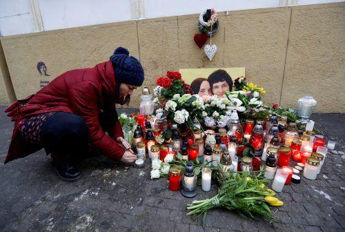 Jan Kuciak und seine Verlobte Martina Kusnirova wurden 2018 ermordet. Rts