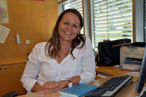 Johanna Aschbacher übernimmt mit Beginn des neuen Schuljahres die Leitung der VS Levis.HAns-Peter Schuler