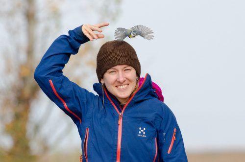 Johanna Kronberger beeindruckt durch ein vielfältiges Artenwissen. BI