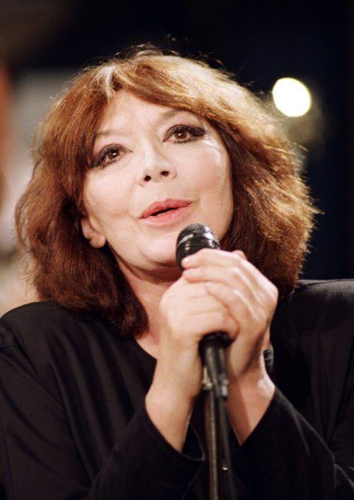Juliette Gréco ist am Mittwoch in Paris gestorben.AFP