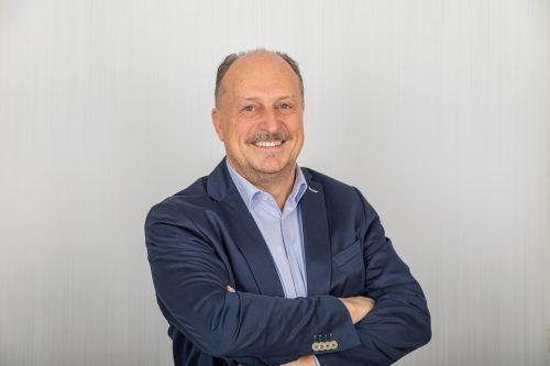 Karl Hehle (62) ist amtierenderBürgermeister in Hörbranz.