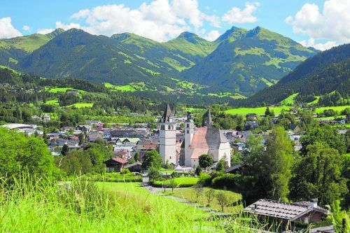 Kitzbühel hat geschichtlich viel zu bieten.Kitzbühel Tourismus/Michael Werlberger (3)