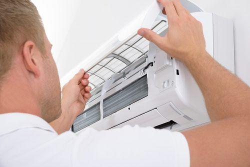 Klimaanlagen entpuppen sich als echte Stromfresser.