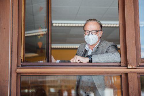 Ludwig Muxel will nach seiner Abwahl als Bürgermeister der Kommunalpolitik ein für allemal den Rücken kehren.