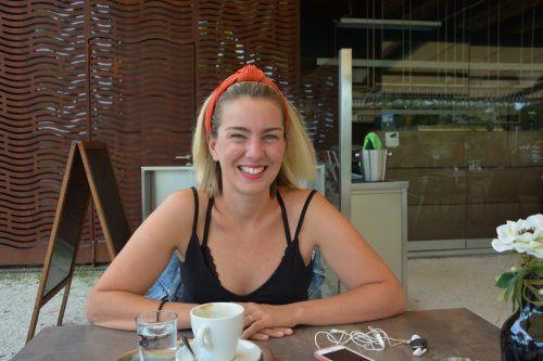 Maiken Kloser (32) eröffnet in Hohenems ein Atelier mit Showroom. CRO