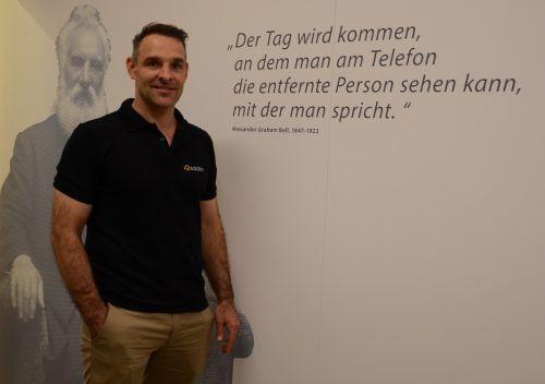 """Markus Hagen arbeitet ehrenamtlich für """"Stunde des Herzens"""".hrj"""