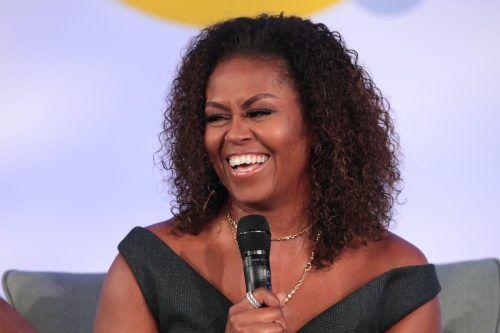 Michelle Obama bezeichnet ihre Ehe mit Obama als stark.AFP
