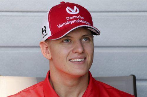 Mick Schumacher ist Anwärter auf ein Cockpit 2021 im Alfa Romeo.