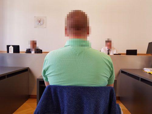 Mit dem Geld aus dem Drogendeal wollte sich der Angeklagte seine eigene Sucht finanzieren. ECKERT