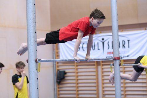 Mit viel Schwung und noch mehr Zuversicht geht die Sportmittelschule Nenzing das neue Schuljahr an. Auch viel Bewegung ist angesagt.vn