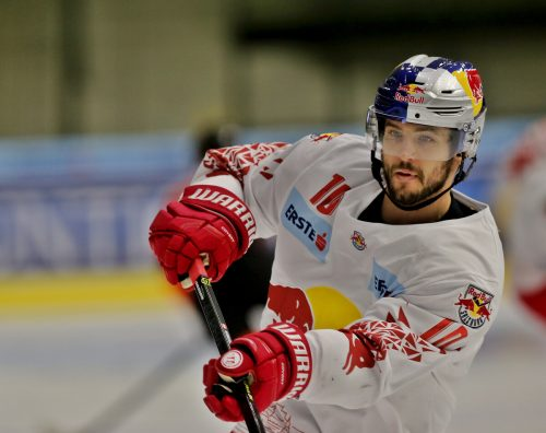 Nach vier Jahren in Salzburg heuert Raphael Herburger in Lugano an.gepa