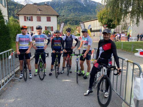 Nachdem die traditionellen Radrennen im Mai aufgrund von Corona verschoben werden mussten, zeigten die Athleten am Wochenende, was in ihnen steckt.em