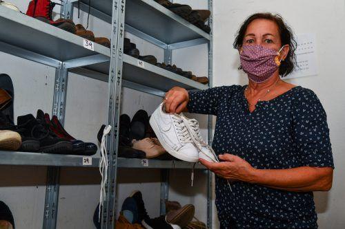 Ob Schuhe, Schulsachen oder Kleider: die Auswahl ist groß.