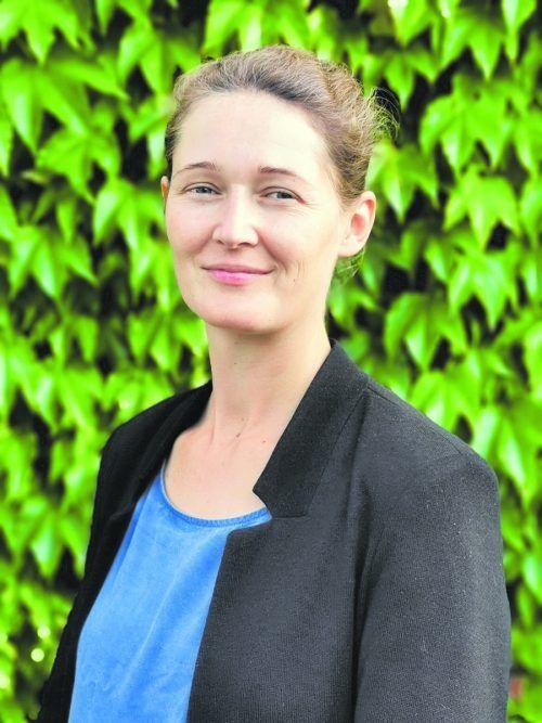 Ökologin Elisabeth Edler erwartet, dass Vorarlberg auch bei der Fassadenbegrünung eine Vorreiterrolle einnimmt.