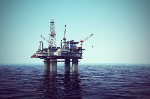 Ölbohrinseln verlieren in Zukunft an Bedeutung.