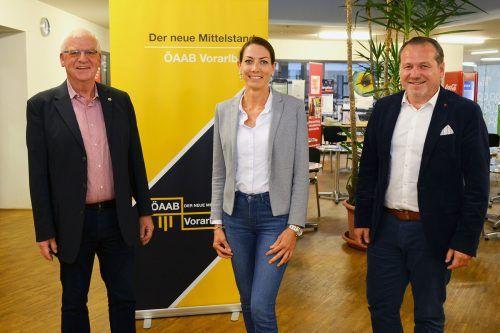 ÖVP-Landtagsabgeordnete Veronika Marte ist neue ÖAAB-Lehrersprecherin. ÖAAB