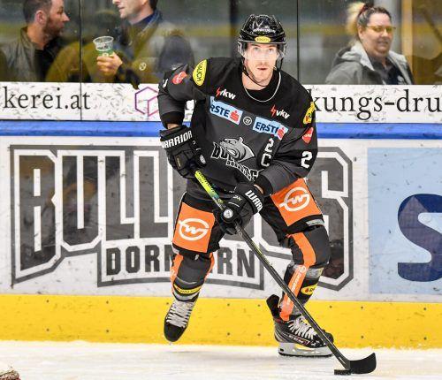 Olivier Magnan ist seit dem Einstieg Dornbirns in der höchsten Liga dabei. gepa