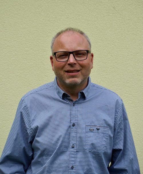 Otto Schuh (47) geht für die Liste Lorüns ins Rennen.