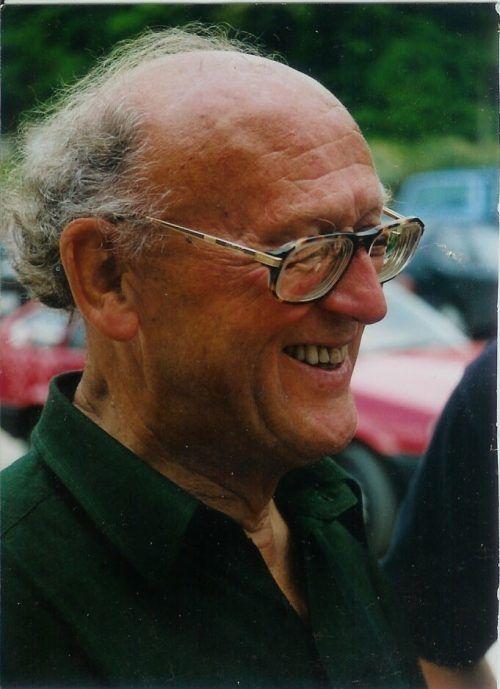 Otto Vonbank war eine herausragende Persönlichkeit im Sängerwesen. privat