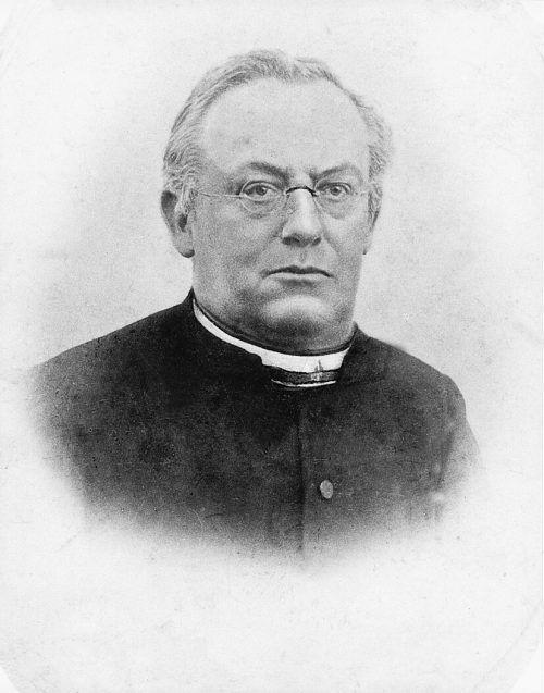 Pfarrer Thomas Hagen wirkte auch politisch.hist. Archiv Lustenau