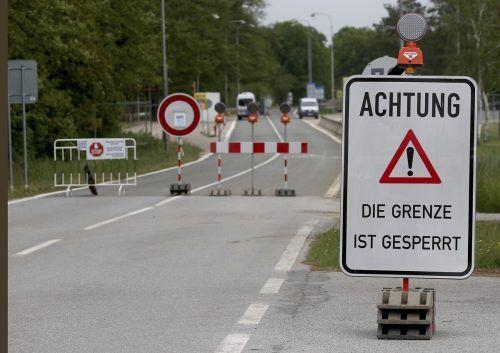 Prag schließt aus, dass die Grenze wie im Frühjahr gesperrt wird. AP
