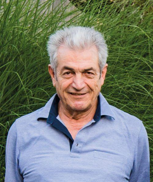 Richard Benzer (74) tritt für die Freiheitlichen in Wolfurt an.