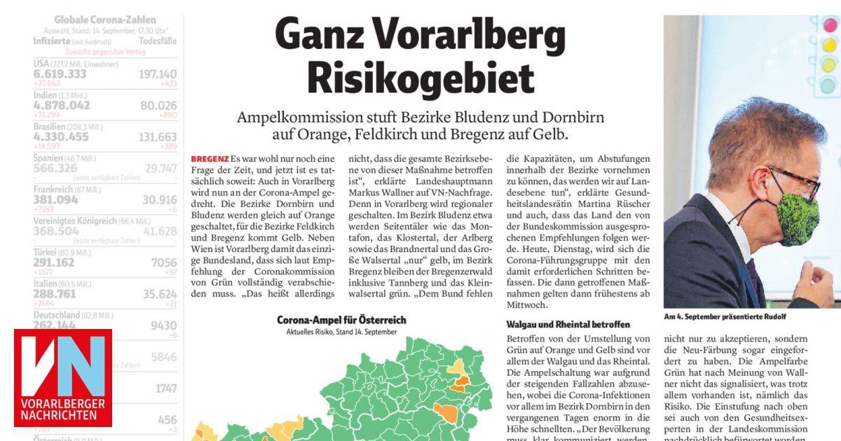 Nachrichten Voralberg