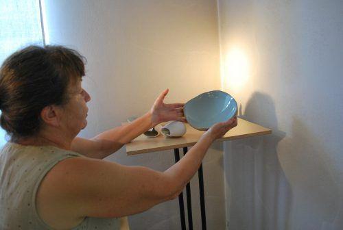 Susanne Gall präsentiert in ihrer Herbstausstellung Arbeiten von Margarete Geffke.erh (2)
