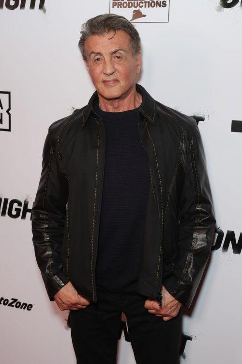 Sylvester Stallone war mit seiner Mutter sehr eng verbunden. AFP