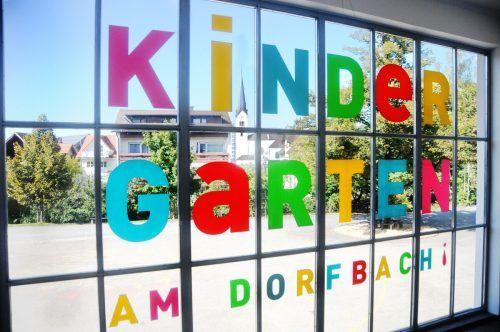 Tag der offenen Tür im Harder Kindergarten am Dorfbach ist coronabedingt abgesagt. AJK