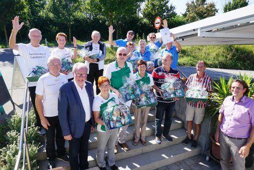 Tolle Leistungen zeigten die Teilnehmer bei der 23. Landeskegelmeisterschaft in Koblach.vorarlberger seniorenbund