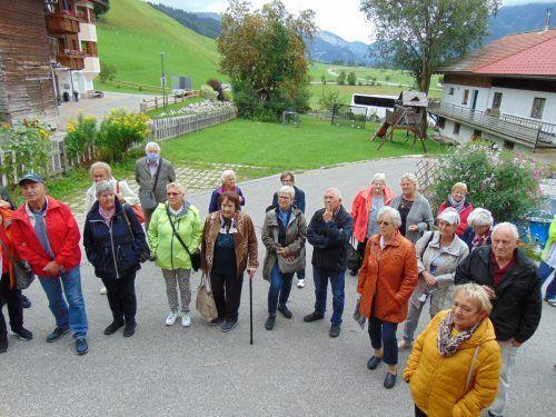 Veranstaltungen aus dem Jahresprogramm sind aktuell nicht möglich. PVÖ Feldkirch