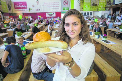 Vom 9. bis 13. September 2020 – täglich von 10 bis 18 Uhr – trifft man sich bei der 72. Herbstmesse in Dornbirn.Philipp steurer