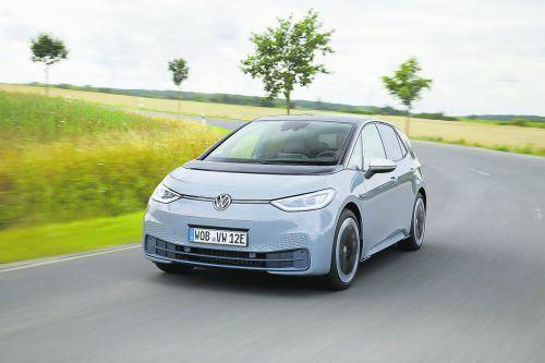 VW ID.3, der erste Vollelektriker aus Wolfsburg: Optisch außen und innen eine neue Design-Ära, fahrerisch ein veritabler Volkswagen.werk
