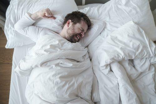 Wer häufig Albträume hat, ist gesundheitlich gefährdet. Shutterstock