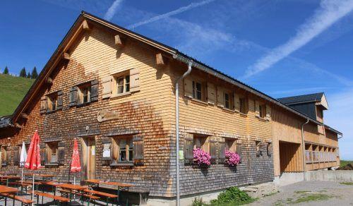 Wildgunten ist eine der modernsten Alpen des Landes. STP/3