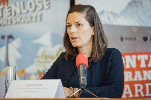 Zehn Skigebiete des Montafons und Brandnertals wollen mit Gratisangebot für Kinder Nachwuchsförderung betreiben.VN/Sams