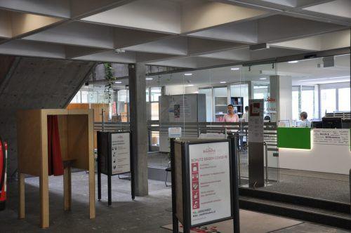 Zur Beantragung einer Wahlkarte ist das Bürgerservice im Rathaus Bludenz diesen Donnerstag durchgehend von 7.30 bis 20 Uhr geöffnet. Stadt Bludenz