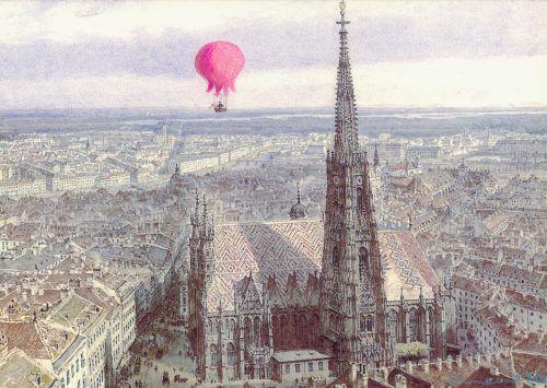 Am 26. Oktober, dem Nationalfeiertag, soll sich am Nachmittag der Euterballon von Barbara Anna Husar über Wien erheben. husar