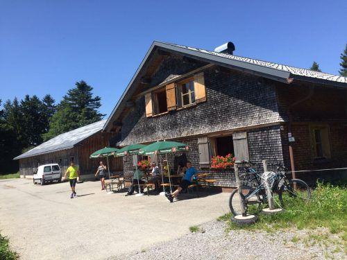 Anfang Oktober öffnet die Alphütte Maiensäß normalerweise ihre Tore. KAM