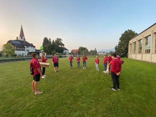 Angepasst an die Bestimmungen, haben die Sommerlager mit den Kindern und Jugendlichen stattgefunden.Pfadigruppe St. Martin Altenstadt-Levis