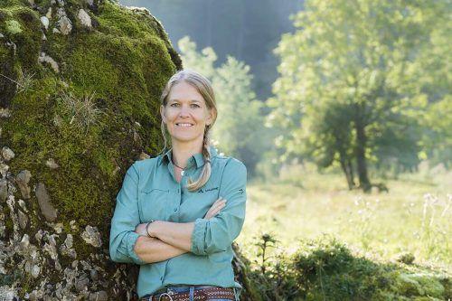 Antje von Dewitz gibt ihr Wissen, ihre Erfahrungen gern weiter, um Mut zu machen, die Welt ein wenig zu verändern. Fa