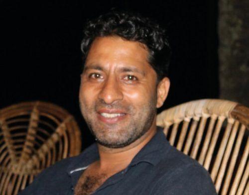 Arshid Thulla wird im Zuge der Ausstellung Einblicke in die Textilindustrie der Region geben. Veranstalter