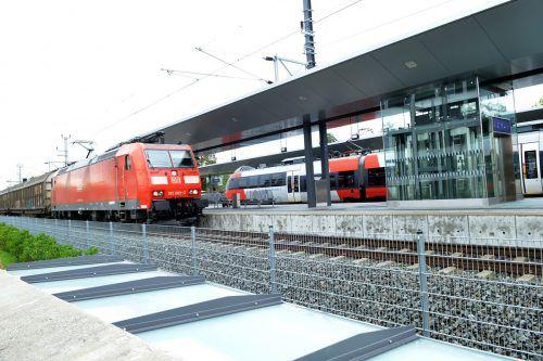 Attraktive Bahnangebote fördern das Umsteigen. ÖBB