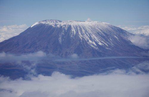 Auf dem Kilimandscharo (Archivbild) gibt es derzeit kaum Wasser. reuters